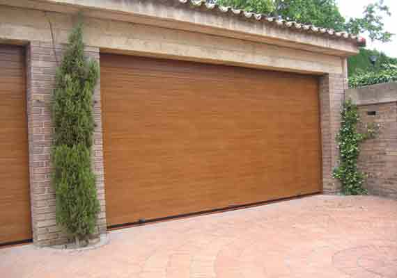 Puertas enrollables - Puertas automaticas garaje precios ...